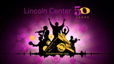 Lincoln Center 50 Years